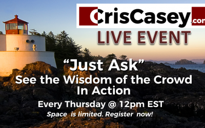 Just Ask – Free Weekly Event