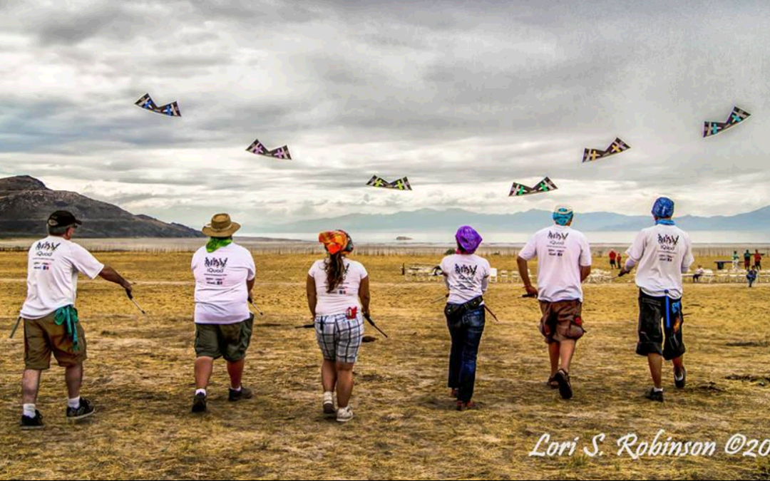 Quad-line Stunt Kites