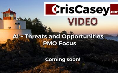 AI-Threats and Opportunities: PMO focus